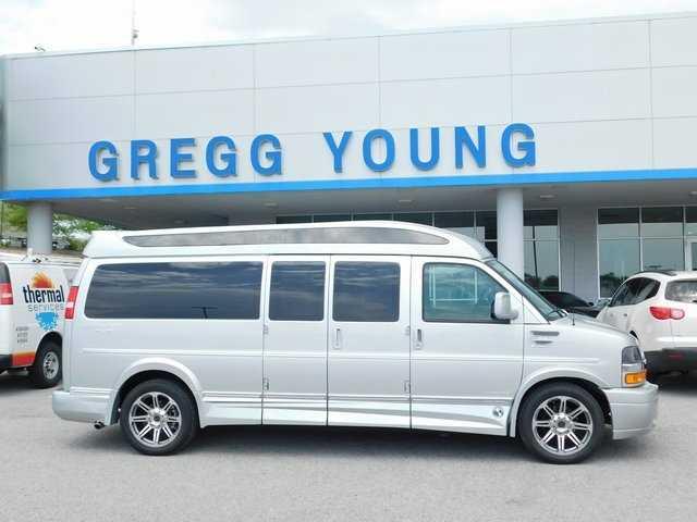 2018 Explorer Van CHEVROLET EXPRESS Explorer Van