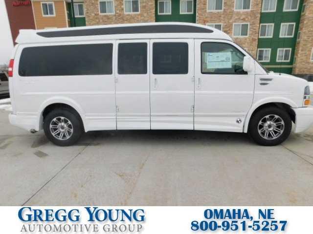 2020 Explorer Van CHEVROLET EXPRESS Explorer Van